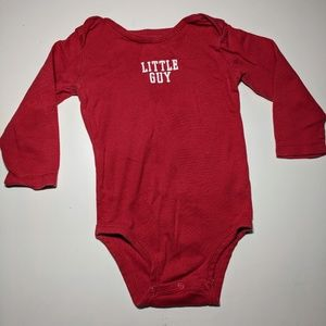 Little Guy Onesie